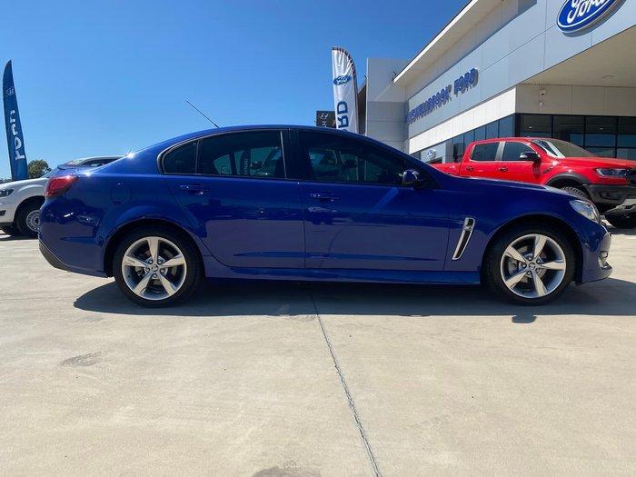 2015 Holden Commodore SV6 VF Series II MY16 Blue