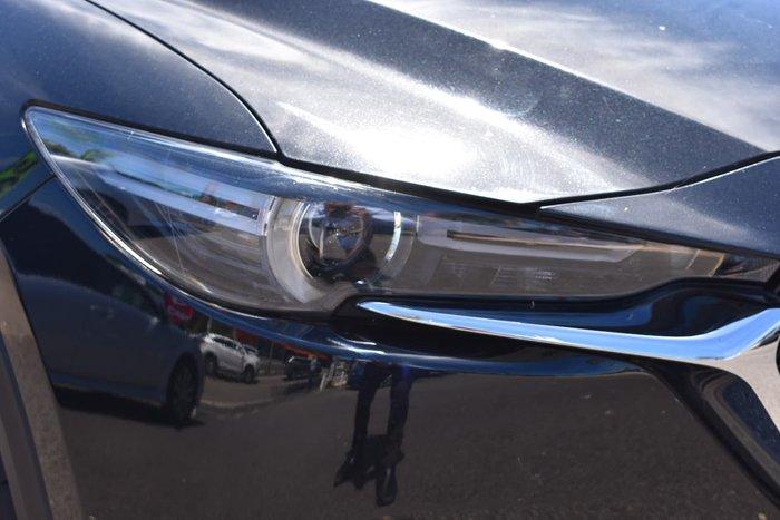 2018 Mazda CX-5 Maxx Sport KF Series Black