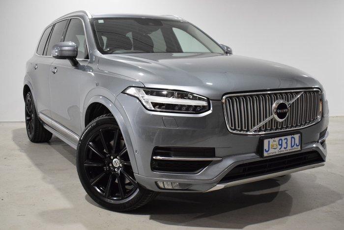 2015 Volvo XC90 D5 Inscription MY16 4X4 On Demand Grey