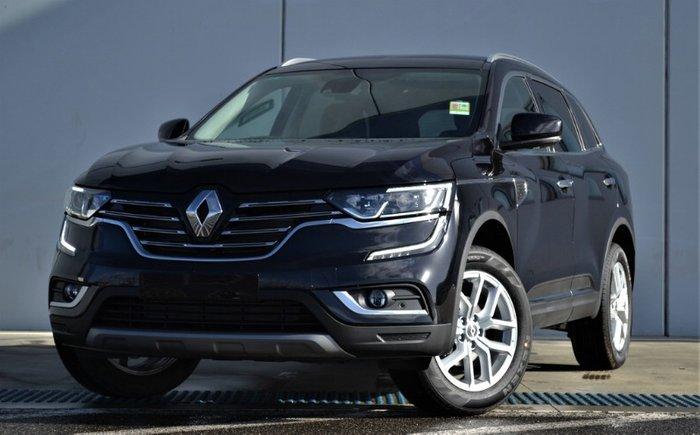 2019 Renault Koleos Zen HZG BLACK METALLIC