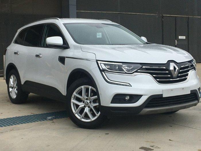 2019 Renault Koleos Zen HZG UNIVERSAL WHITE