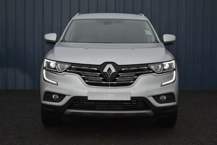 2019 Renault Koleos Zen HZG ULTRA SILVER