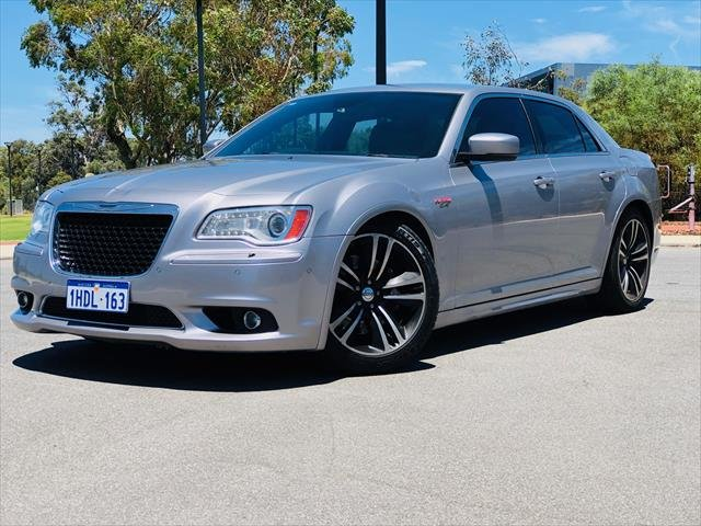 2014 Chrysler 300 SRT-8 Core LX MY14 Silver