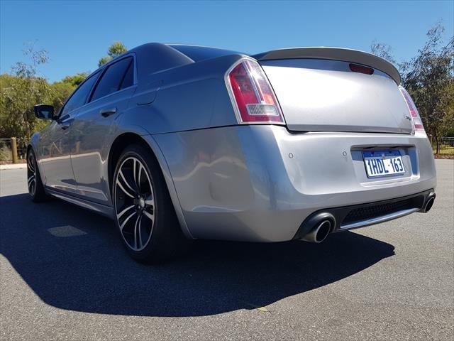 2014 Chrysler 300 SRT-8 Core LX MY14 Silver