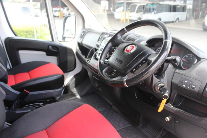 2015 FIAT DUCATO SERIES 4 WHITE