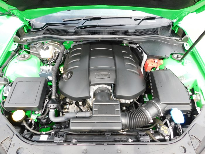 2017 Holden Commodore SS V Redline VF Series II MY17 Green