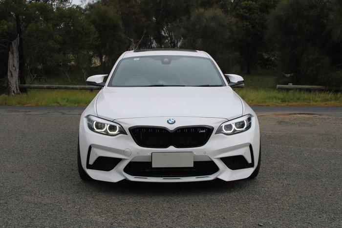2019 BMW M2 Competition F87 LCI White