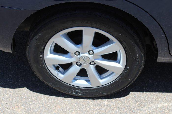 2012 Nissan Almera Ti N17 Deep Sapphire