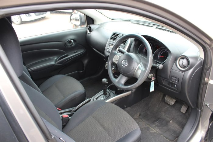 2013 Nissan Almera ST N17 Bronze