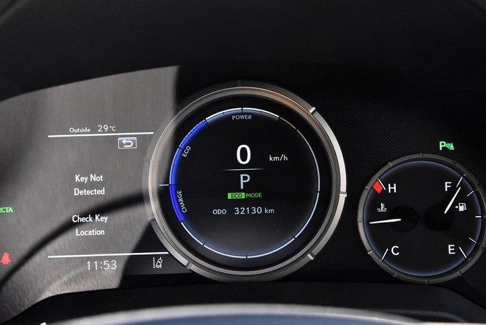 2018 Lexus RX RX450h F Sport GYL25R 4X4 On Demand White