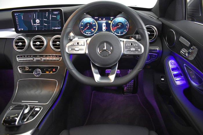 2020 Mercedes-Benz C-Class C200 W205 Grey