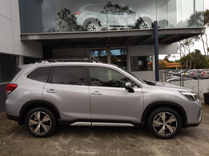 2020 Subaru Forester 2.5i-S S5 MY20 Four Wheel Drive Ice Silver
