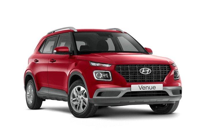 2020 Hyundai Venue Active