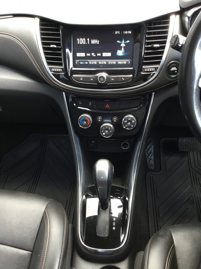 2018 Holden Trax LTZ TJ MY19 Grey