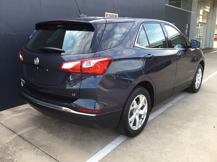2018 Holden Equinox LT EQ MY18 Blue