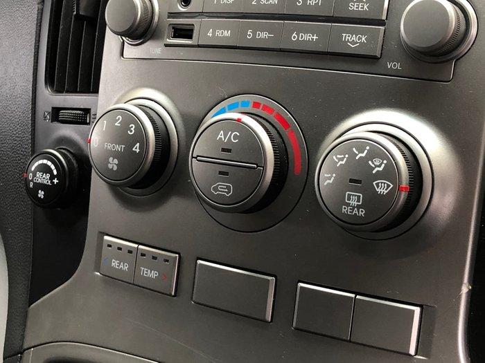 2012 Hyundai iMax TQ-W MY13 Silver
