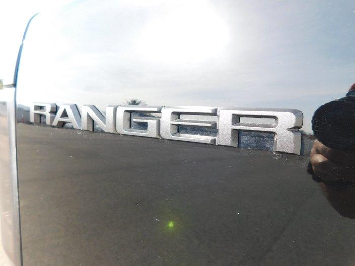 2019 Ford Ranger Raptor PX MkIII MY19.75 4X4 Dual Range Black