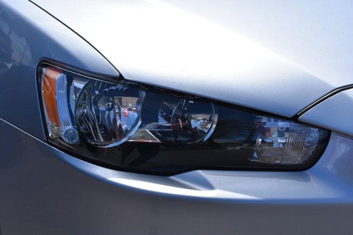 2015 Mitsubishi Lancer ES Sport CJ MY15 Silver