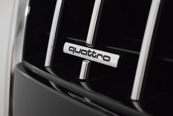 2014 Audi Q7 TDI MY15 Four Wheel Drive White