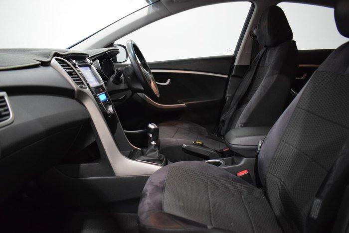 2015 Hyundai i30 SR GD3 Series II MY16 Blue