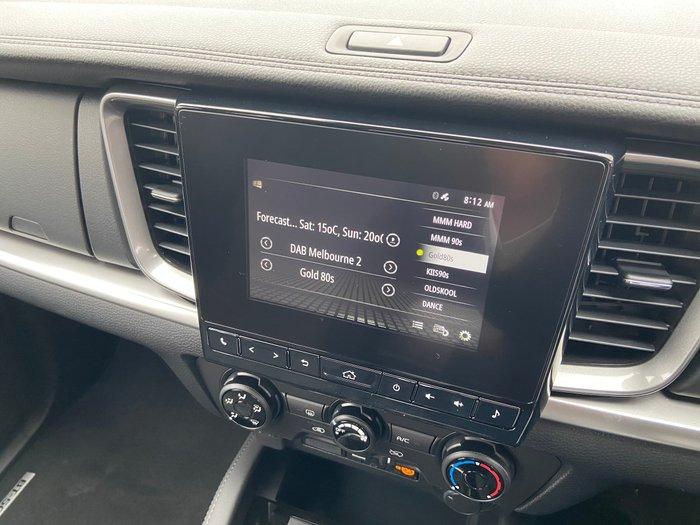 2020 Mazda BT-50 XT TF 4X4 Dual Range Concrete Grey