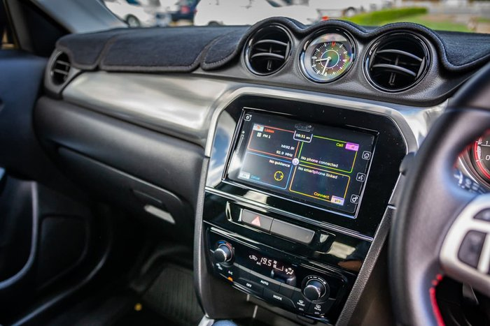 2017 Suzuki Vitara S Turbo LY Grey