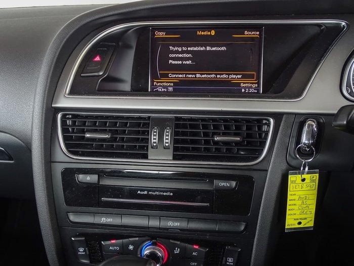 2013 Audi A5 8T MY13 Grey