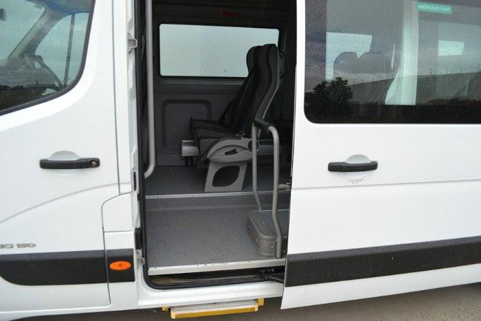 2015 Renault Master MID ROOF LONG WHEELB X62 GLACIER WHITE