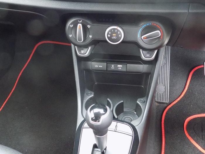 2019 Kia Picanto GT-Line JA MY19 Black