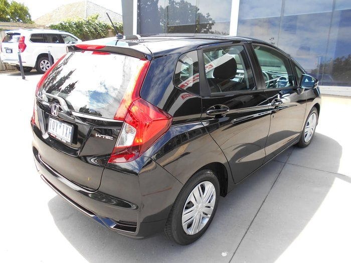 2018 Honda Jazz VTi GF MY18 Black