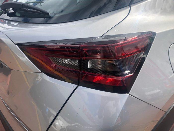 2020 Nissan JUKE ST+ F16 Silver