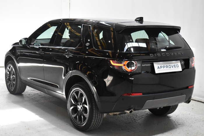 2019 Land Rover Discovery Sport TD4 132kW Landmark L550 MY19 4X4 Constant Black