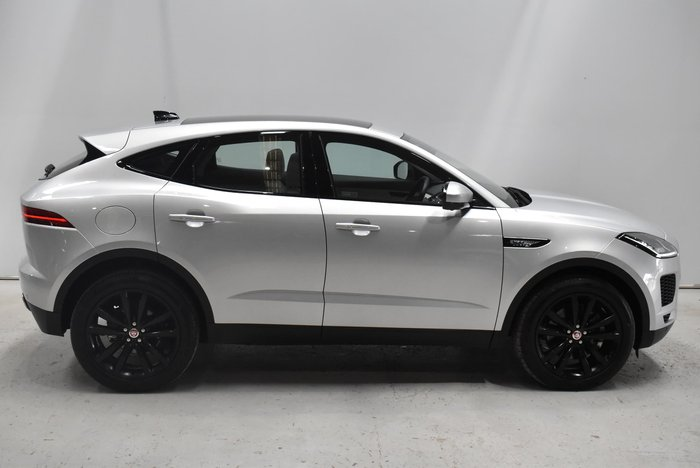 2019 Jaguar E-PACE P250 HSE X540 MY20 4X4 On Demand Silver