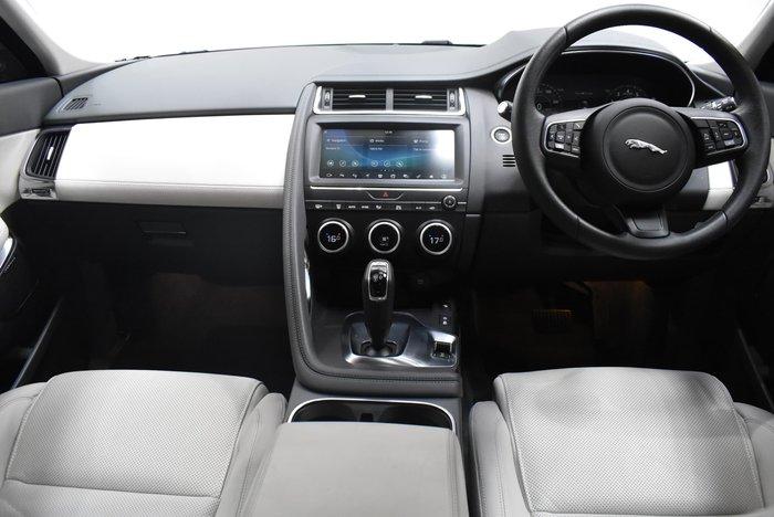 2019 Jaguar E-PACE P250 HSE X540 MY20 4X4 On Demand Silver