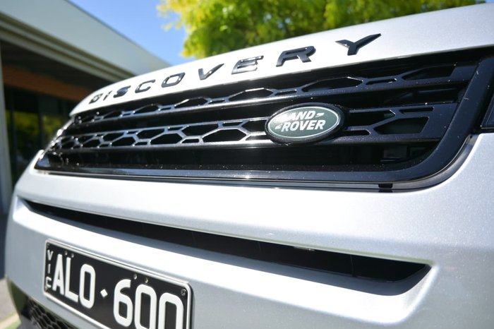 2016 Land Rover Discovery Sport Si4 SE L550 MY16.5 4X4 Constant Silver