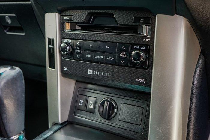2013 Toyota Landcruiser Prado VX KDJ150R 4X4 Constant Silver