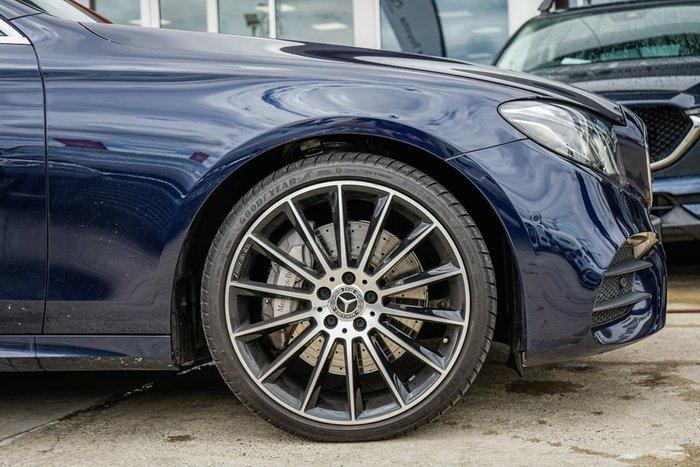 2019 Mercedes-Benz E-Class E350 d W213 Blue