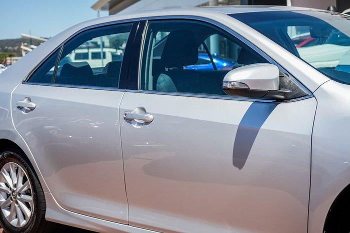 2016 Toyota Aurion AT-X GSV50R Silver