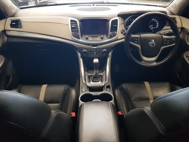 2016 Holden Calais VF Series II MY16 Silver