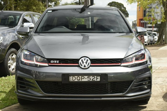 2017 Volkswagen Golf GTI 7 MY17 GREY