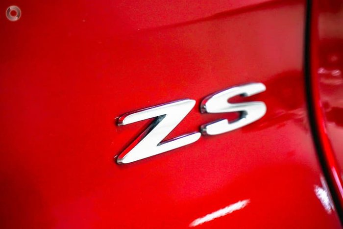 2020 MG ZS Essence AZS1 MY19 Red