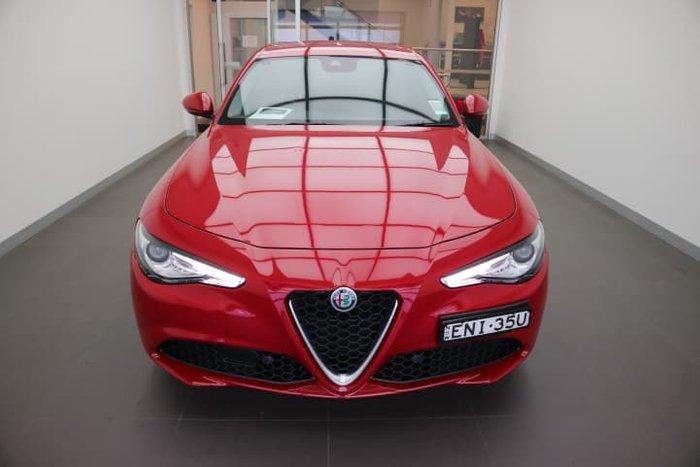 2020 Alfa Romeo Giulia Sport Series 1 MY20 Alfa Red