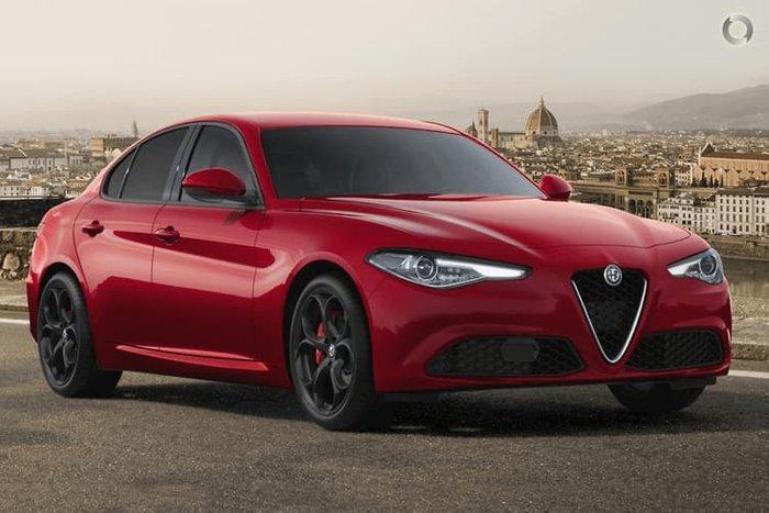 2020 Alfa Romeo Giulia Sport Series 1 MY20 Red