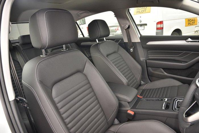 2020 Volkswagen Passat 140TSI Business B8 MY20 White