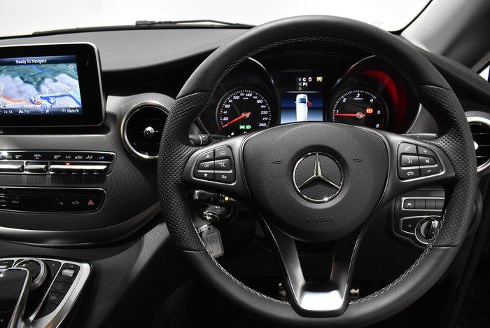 2020 Mercedes-Benz V-Class V220 d 447 Silver