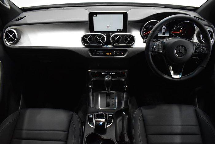 2020 Mercedes-Benz X-Class X350d Power 470 4X4 Dual Range White