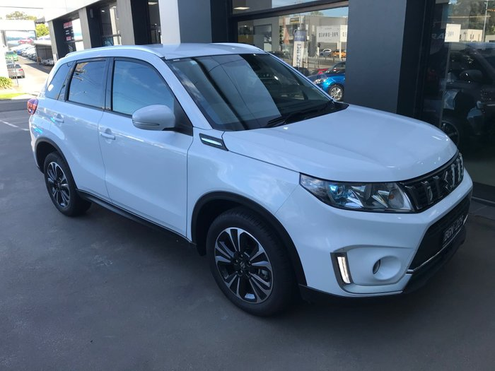 2020 Suzuki Vitara Turbo LY Series II White