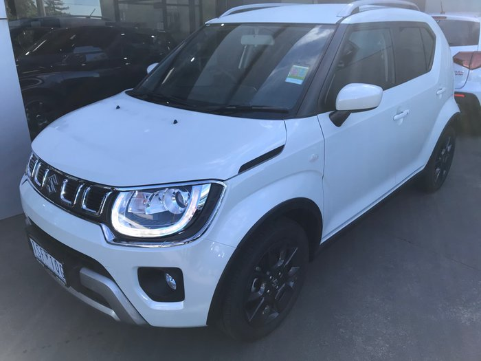 2020 Suzuki Ignis GLX MF Series II White