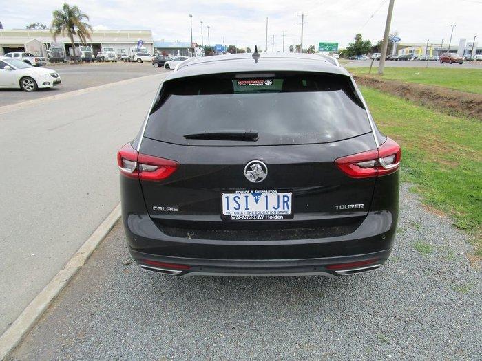 2018 Holden Calais ZB MY19 4X4 On Demand Black
