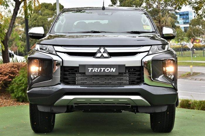 2020 Mitsubishi Triton GLX-R MR MY20 4X4 Dual Range Grey
